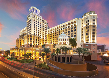 The Kempinski Hotel Mall of the Emirates ... renovated.