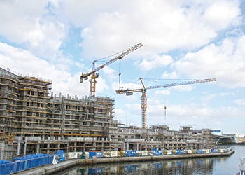 Manazel Al Khor set for handover this year.