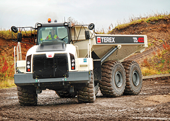 The TA400 ... largest in the range.