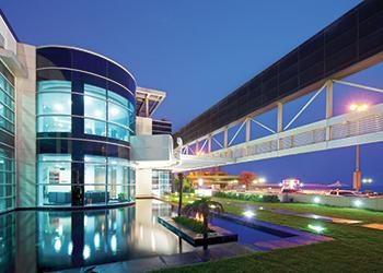 Tech Group head office.