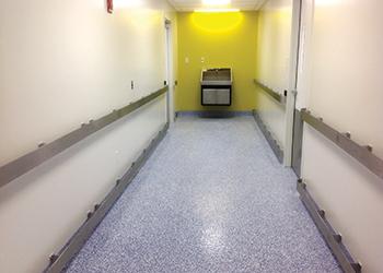 The Series 256 ... helps floors look better longer.
