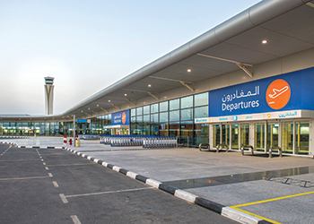Al Maktoum airport ... set for expansion.