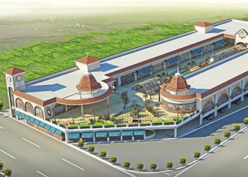 El Mercado Janabiya ... Bahrain's first open-air neighbourhood retail centre.