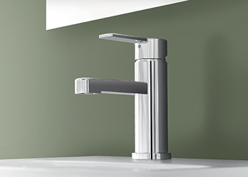 The latest taps launched in region ... match the design, quality and diversity of V&B's washbasins, shower trays and bathtubs.
