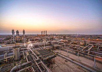 Gulf Construction Online Robust Controls For Largest Crude Facility
