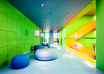 Knauf offers a wide range of acoustics products.