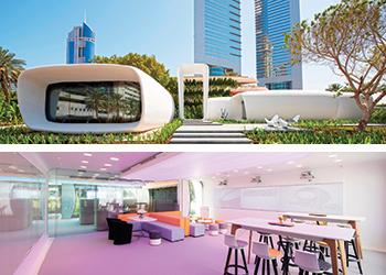 The Office of the Future in Dubai.
