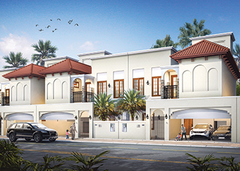 The project will offer Spanish Bahraini type of villas.