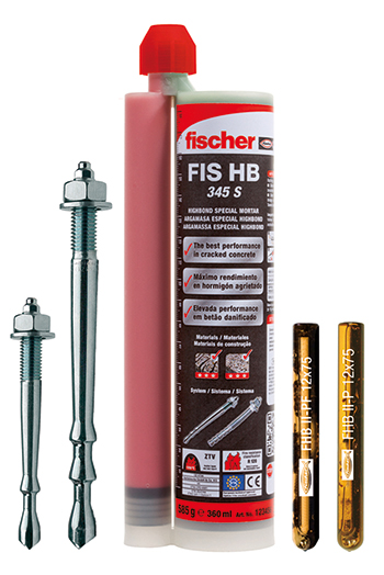 FHB II high-bond system.