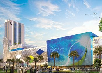 Al Khail Avenue ... poised to be a new retail hub in Dubai.