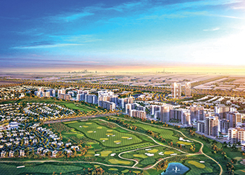 Emaar South ... masterplan.