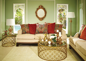 Inspiring living rooms by Home Centre.