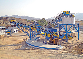 CDE equipment at JPC ReadyMix Concrete.