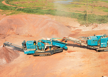 The Core range ... operator-friendly machines that can handle a tough working environment.