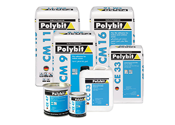 Gulf Construction Online - Polybit offers durable tiling solution