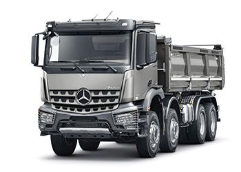 Mercedes-Benz Actros ... versatile.