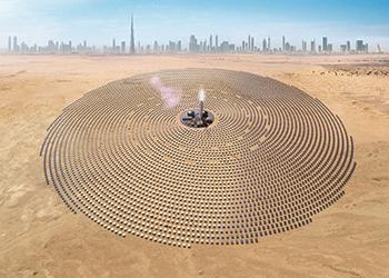 Mohammed bin Rashid Al Maktoum Solar Park.
