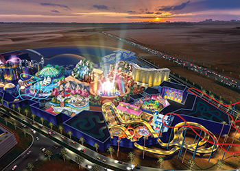 IMG Worlds of Legends ... expected to open by 2020.