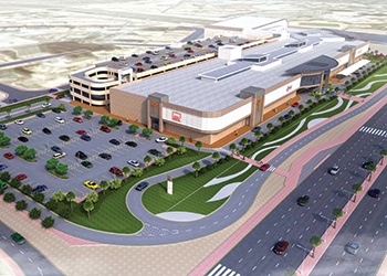 Oasis Mall in Juffair ... family destination.