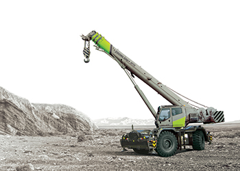 Linklease Arabia provides customers access to a wide range of heavy equipment from brands such as Zoomlion, Goodsense, and Altec.