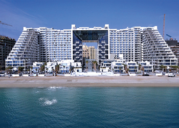 The Viceroy Palm Jumeirah Dubai ... construction complete.