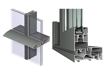 CP 130 ... gaining momentum. RIGHT: CW50-HL ... a CW 50 variant in which a sun-screening solution is integrated.