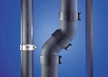 Geberit piping solutions can reduce drainage noise.