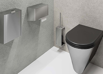 Stainless steel ... Franke's hygienic solutions.