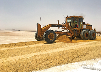 TerraFirma ... polymers offer several benefits when used in road construction.