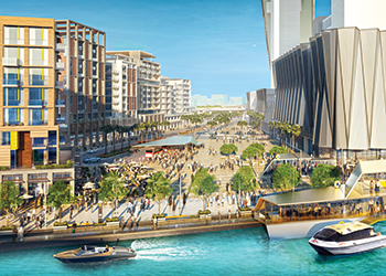 Meydan One ... an integrated city.