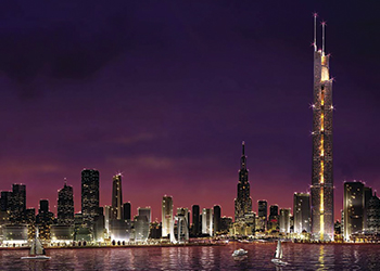 Madinat Al Arab forms part of Waterfront.