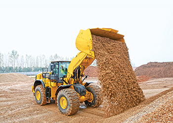 The new Cat 980L ... more powerful.