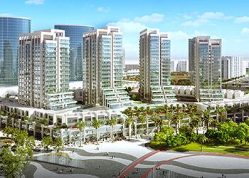Deira Islands Towers ... tenders invited.