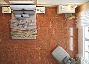 Golden Marble ... attractive tiles from RAK Ceramics.