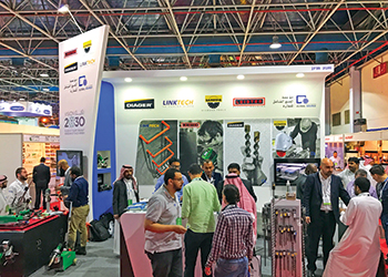 Global Source ... reaching out at the recent Big 5 show in Jeddah.