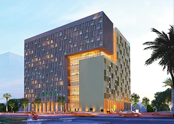 Hilton Garden Inn Development in Riyadh.