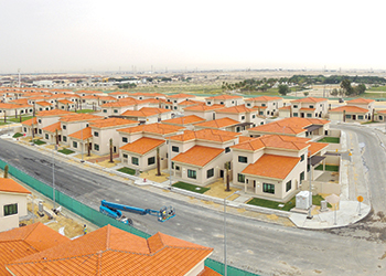 QDC has completed numerous housing projects in the kingdom.