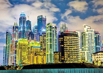 Dubai's real estate market is gaining momentum.