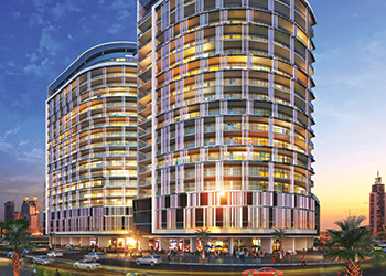 Majestine Dubai ... a key project.