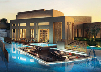 Zulal Wellness Resort ... the first of its kind in the Middle East.
