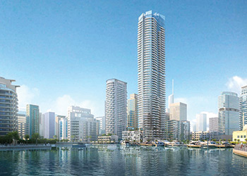 Stella Maris ... a waterfront development.