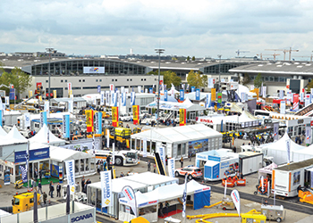 inter airport Europe ... more than 540 exhibitors expected.
