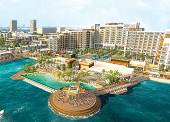 Yas Bay is set to host a Hilton resort.