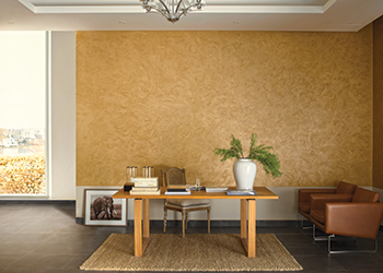 Lady Design Royal Velvet ... adds depth and dimension to walls.