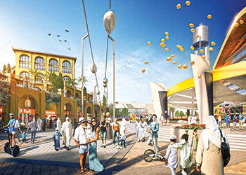 Miral has agreed with skyTran to launch a personal rapid transit (PRT) system on Yas Island.