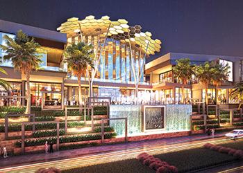 Nad Al Sheba Mall ... to feature 200 shops.