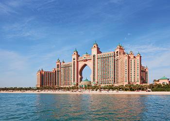 Atlantis, The Palm ... iconic property.