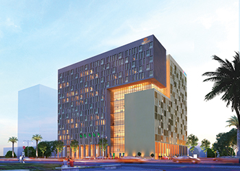 DoubleTree by Hilton & Hilton Garden Inn Riyadh.