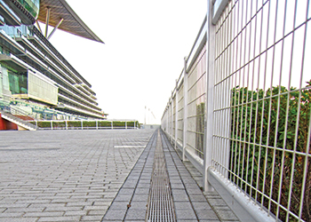 ACO's drainage solution at Meydan in Dubai.