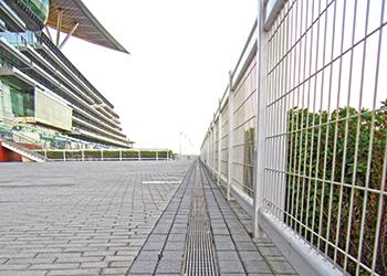 ACO's drainage solution at Meydan in Dubai.
